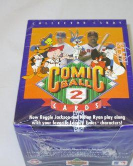 1991 Upper Deck Comic Ball Series 2 Sealed Box