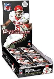 1 Hobby Pack 2008 Topps Rookie Progression
