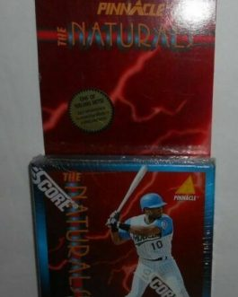 1994 Pinnacle Score The Naturals 25 Major League Players Baseball Cards New Sealed