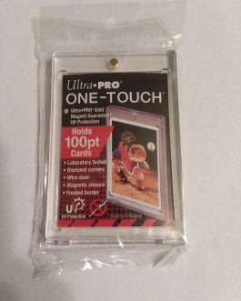 Ultra Pro UV ONE-TOUCH Magnetic Holder 100PT