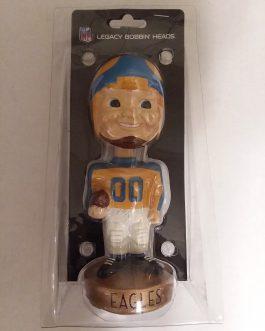 Philadelphia Eagles Legacy Football Bobbin' Head