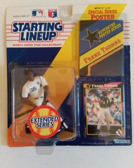 Starting Lineup 1992 Edition Frank Thomas Extended Series
