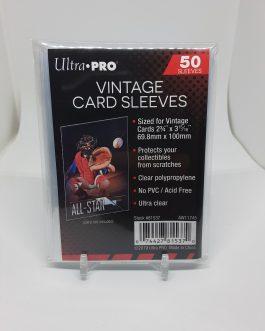 ULTRA PRO Vintage Card Sleeves 2-3/4″ x 3-15/16″